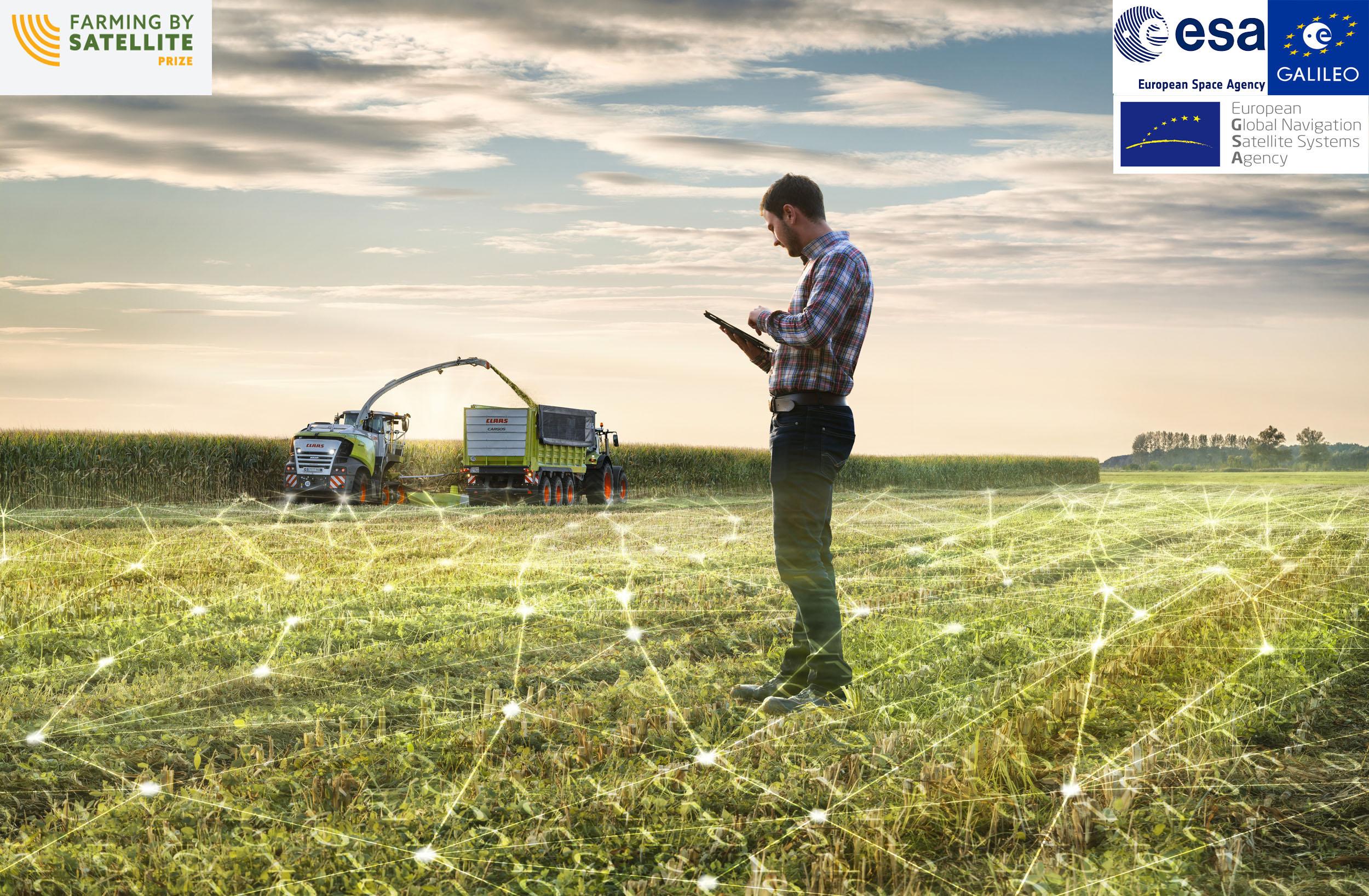 """A fiatalokkal halad az agrárdigitalizáció: """"Gazdálkodj műholddal!"""" innovációs ötletverseny indul"""
